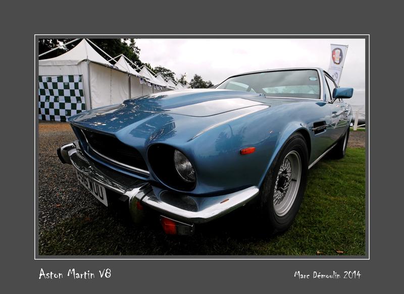 ASTON MARTIN V8 Le Mans - France