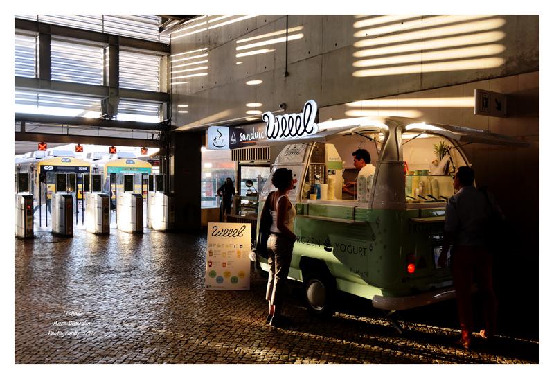 Lisboa Meu Amor - Chiado 1