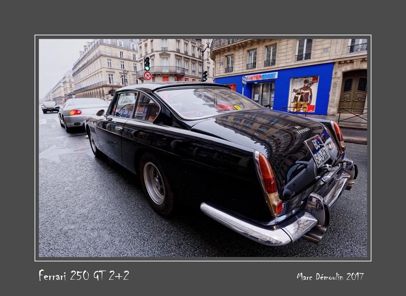 FERRARI 250 GT 2+2 Paris - France