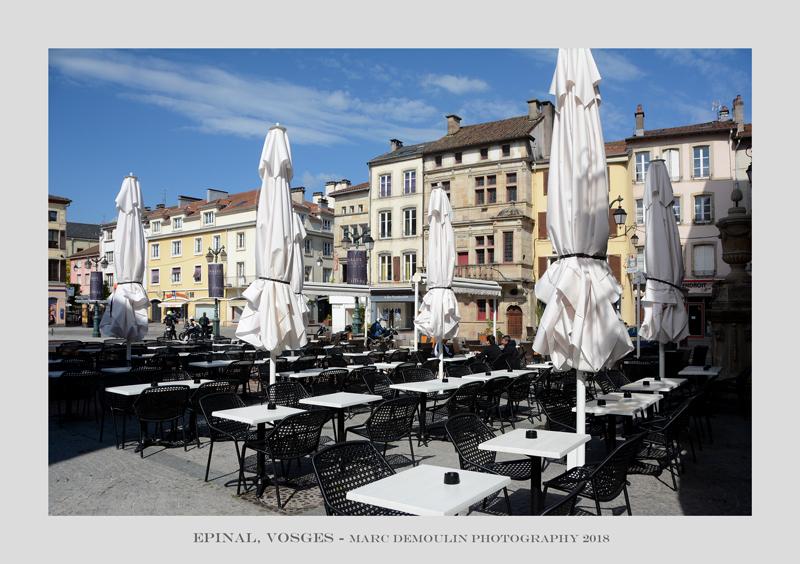 Vosges, Epinal