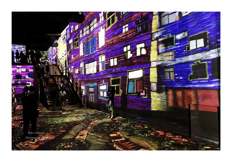Light Show in lAtelier des Lumières Paris 2018 - 20