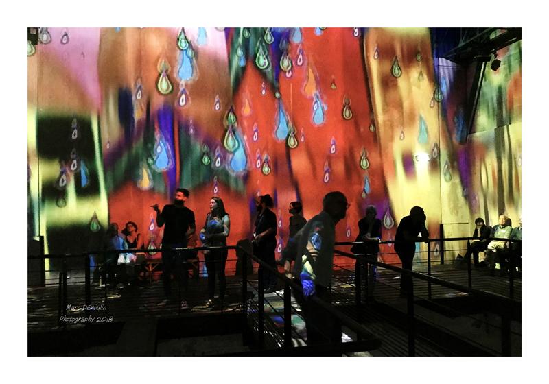 Light Show in lAtelier des Lumières Paris 2018 - 35