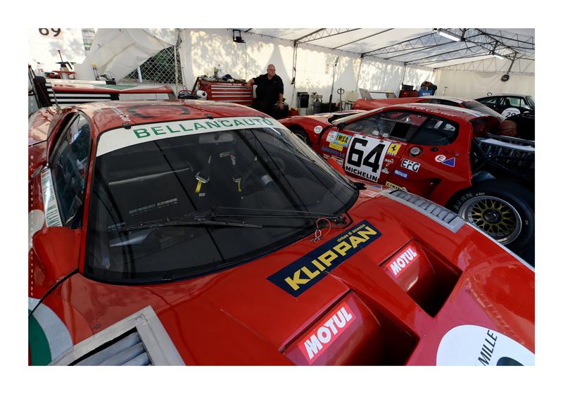 Le Mans Classic 2018 - 13