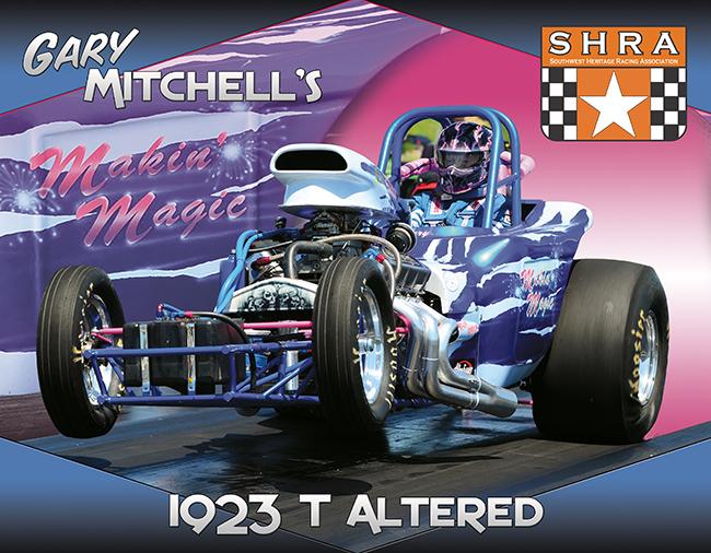 Gary Mitchell SHRA 2017