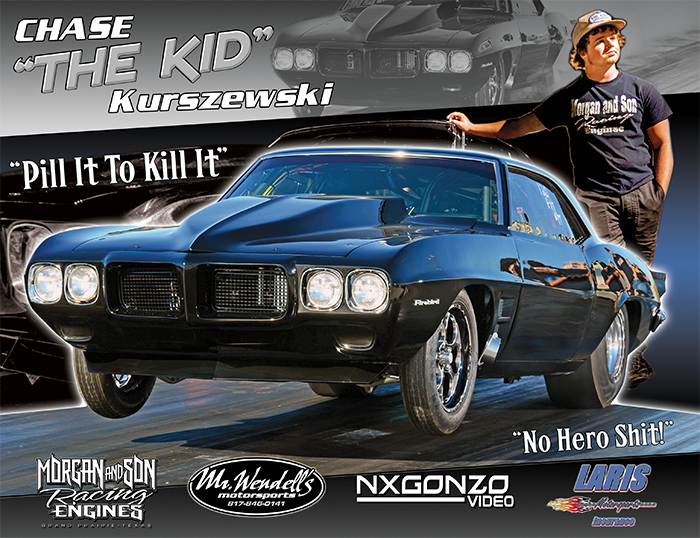 Chase The Kid 2017