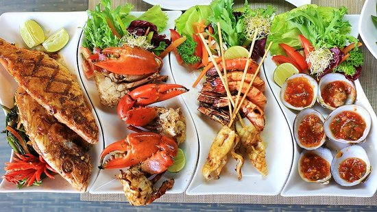 Find Best Seafood Restaurants Nearby