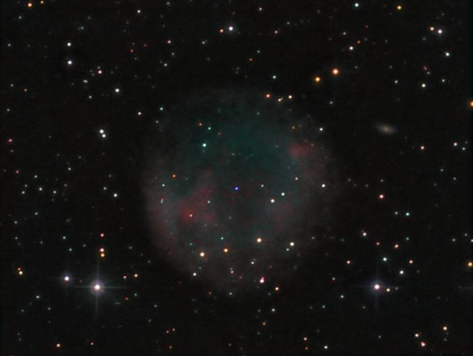 Abell 7 (PN A66 7)<br>PN G215.5-30.8