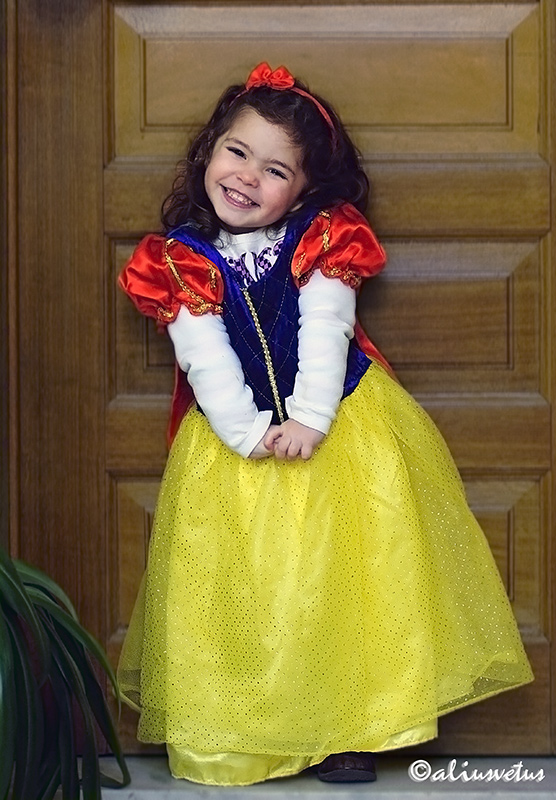 Snow White (the fairest of them all)