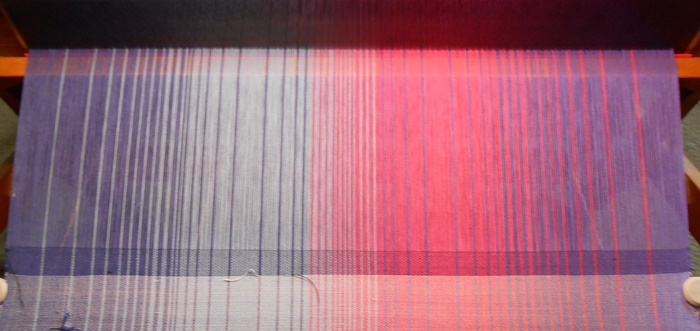 ombre towels weft test