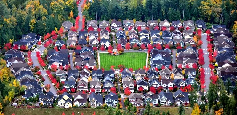 Issaquah Highlands neighborhood Washington 589