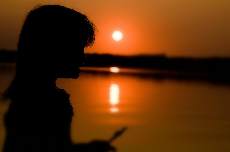 Caitlins silhouette