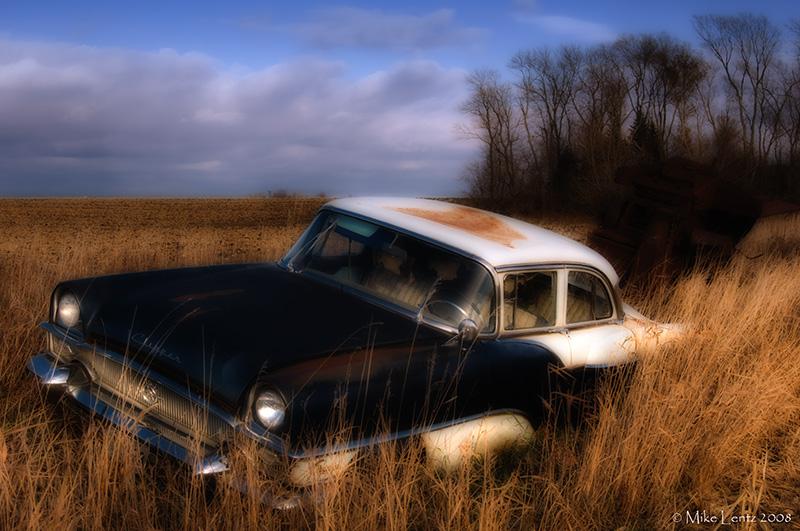 1955 Packard Clipper Super Sedan