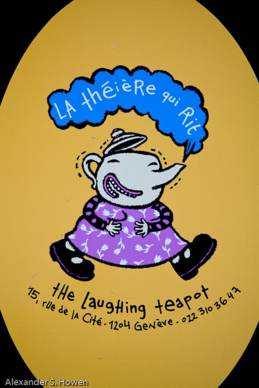 The Laughing Teapot