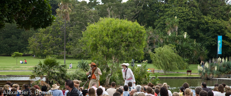 Botanic Gardens show
