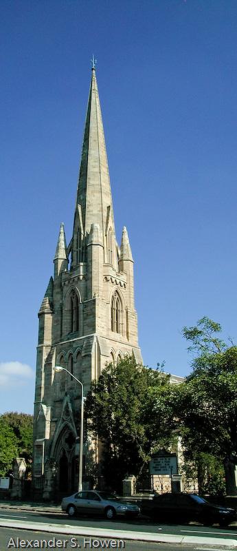 Hunter Ballie Memorial Church