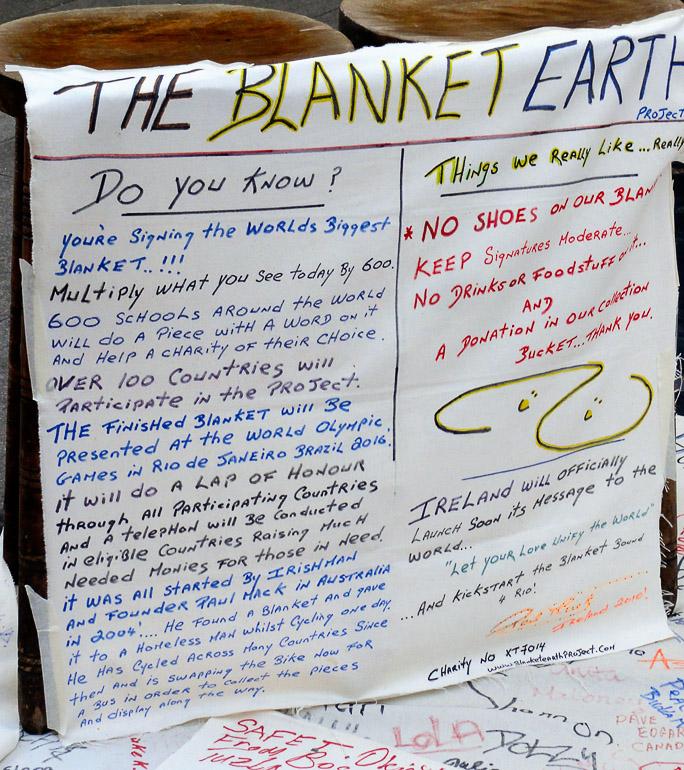 The Blanket Earth