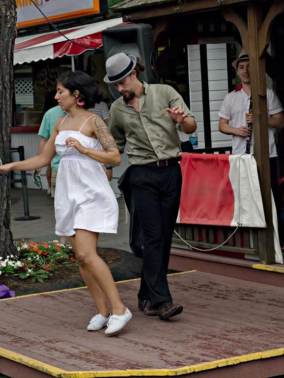 Dancing up a storm #2