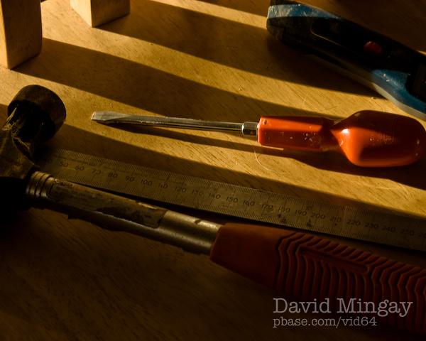 Dec 4: Tools