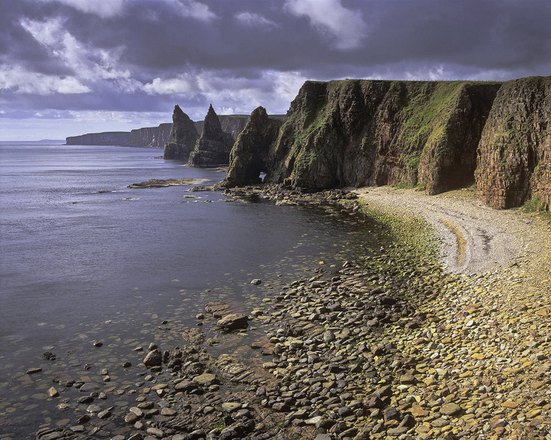 Jaws of Duncansby Head