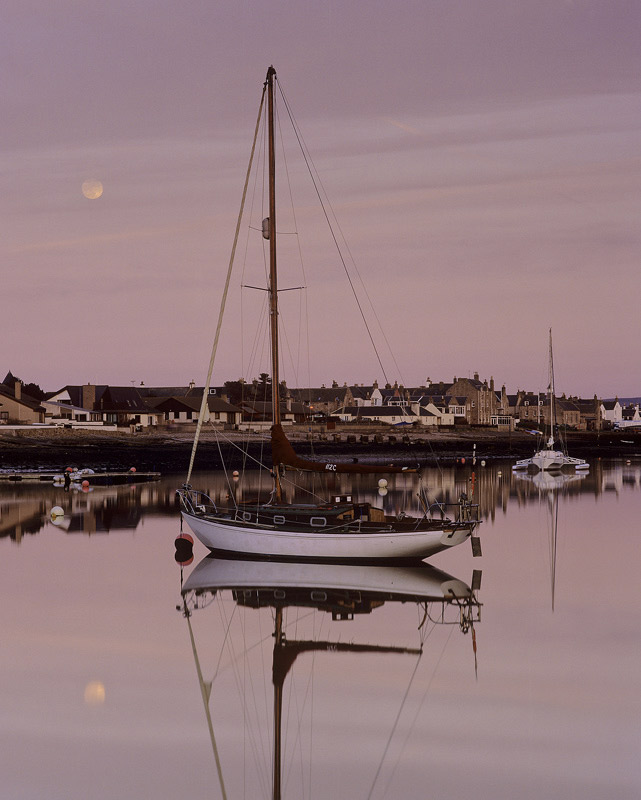 Moonrise Findhorn