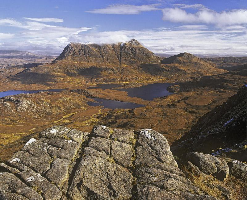 Summit View Stac Polaidh
