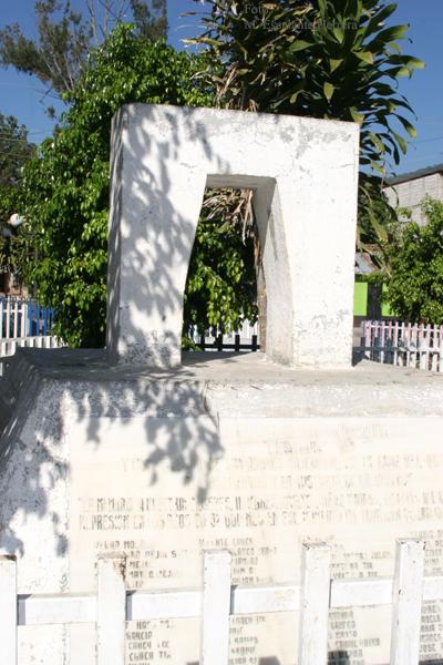 Monumento a las Victimas de la Represion