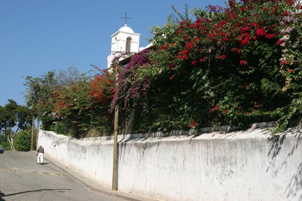 Calle Hacia la Iglesia