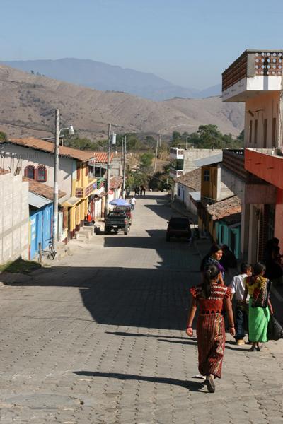 Calle del Centro Urbano