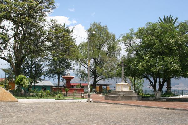 Panoramica de la Plaza Principal