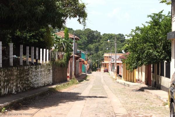 Calle Tipica del Poblabado