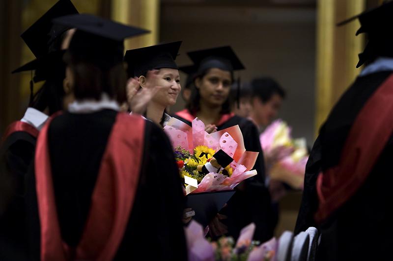 IMU Graduation day, Malaysia