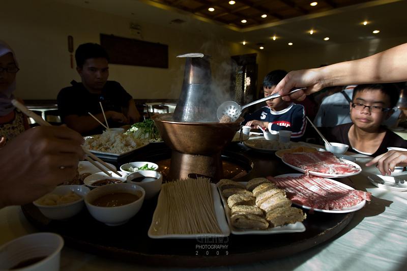 Tianjin hot pot (CWS6008)