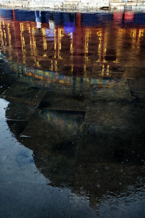 Reflections in Beijing