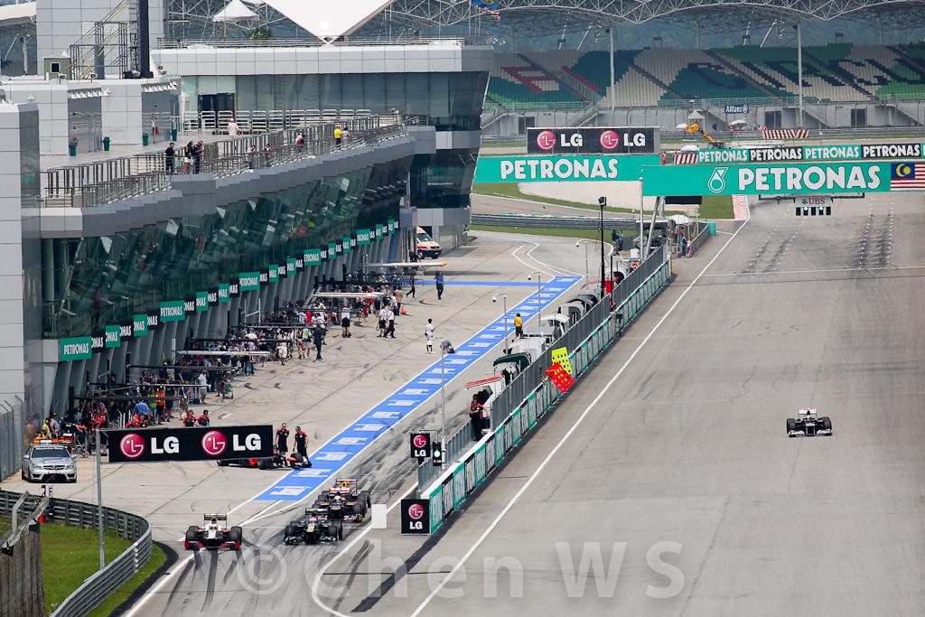 Sepang F1 Day 2
