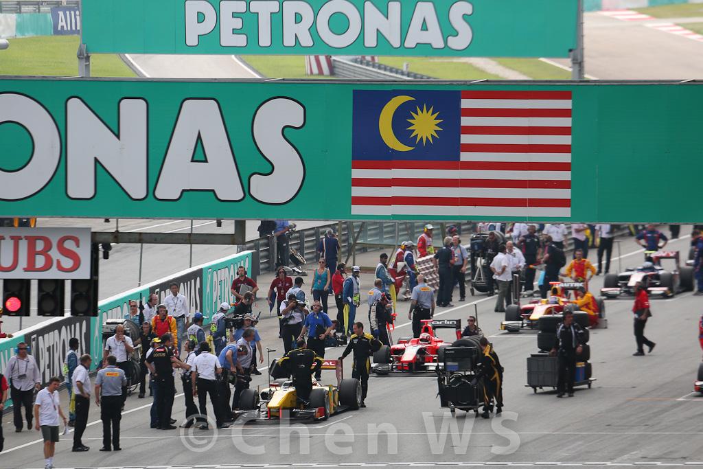 GP2 Race