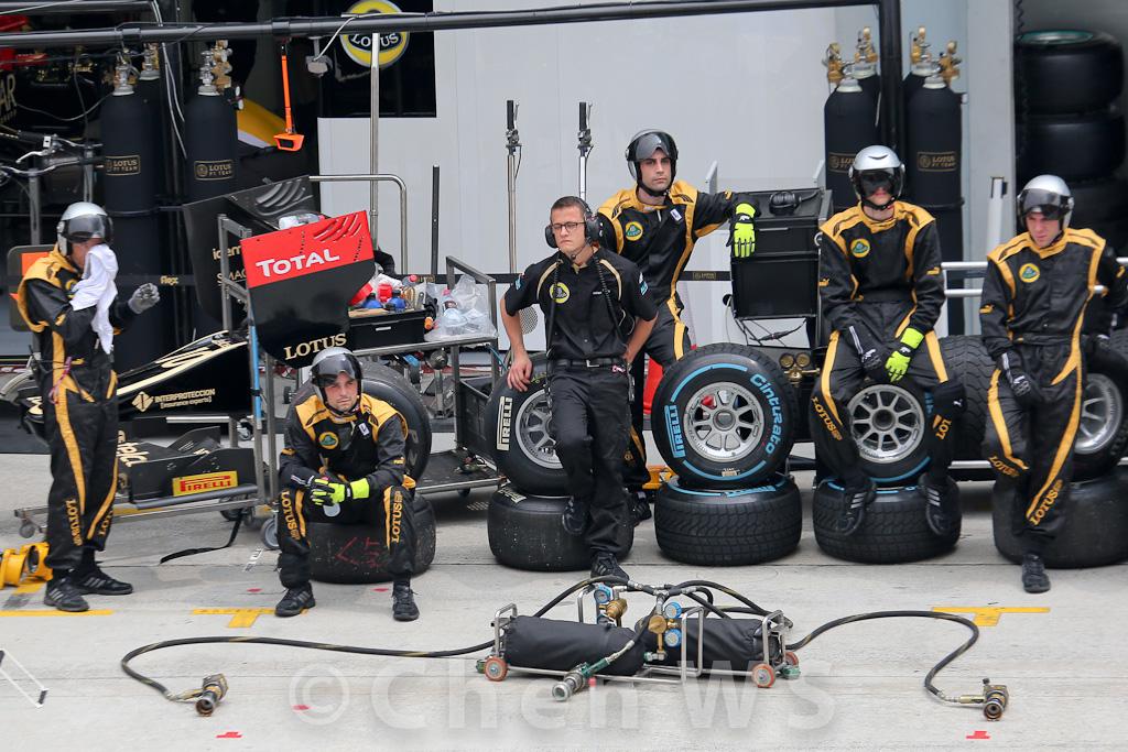 GP2 mechanics