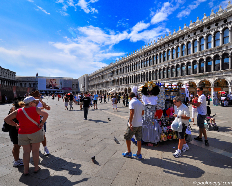 VENEZIA: La Piazza