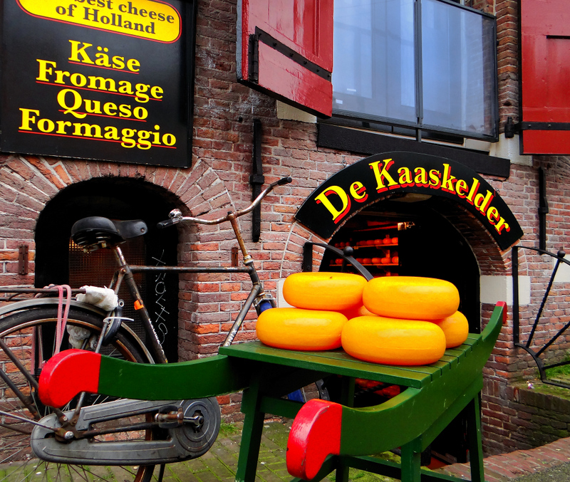 The best cheese of Holland