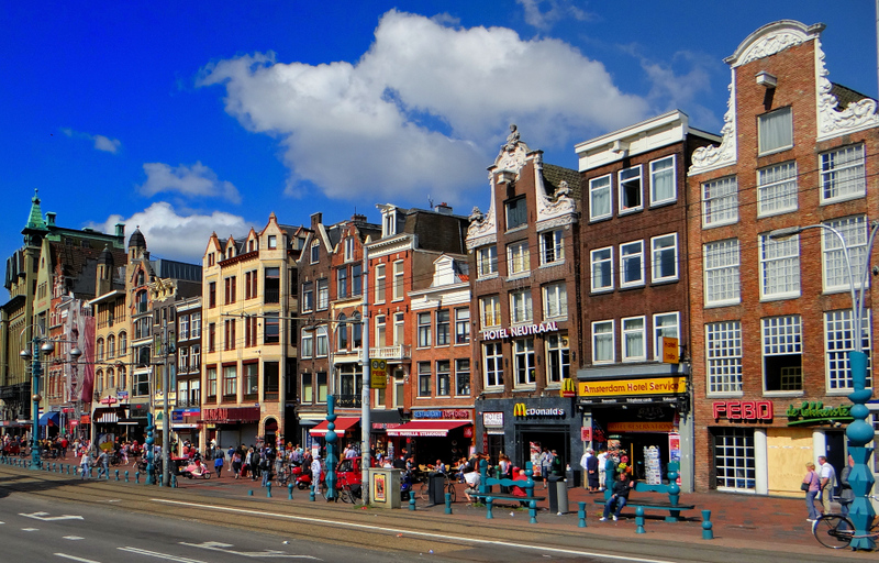 I love Amsterdam. And you?