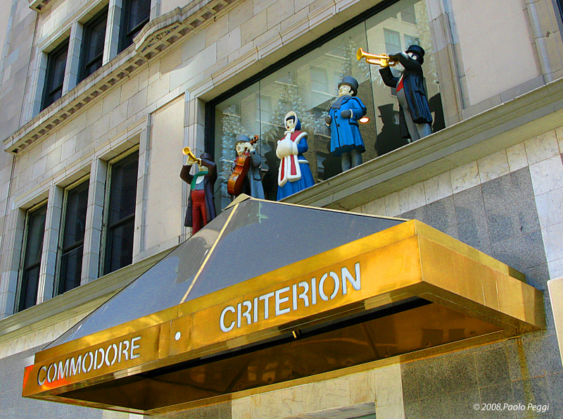 Commodore Criterium in front of the Flatiron Bldg