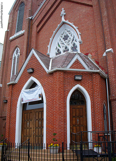 HARLEM,BlackGospel:African Methodist Episcopal Church