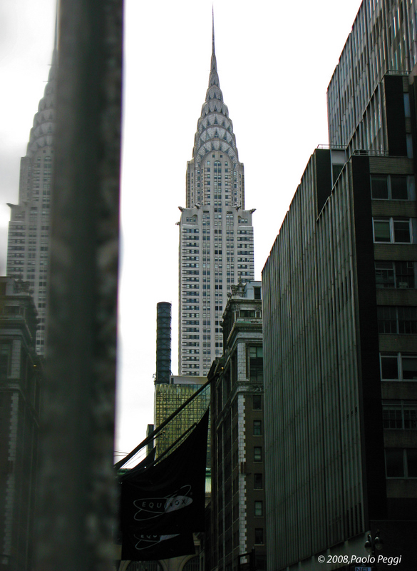 The ghost of Chrysler Bldg.