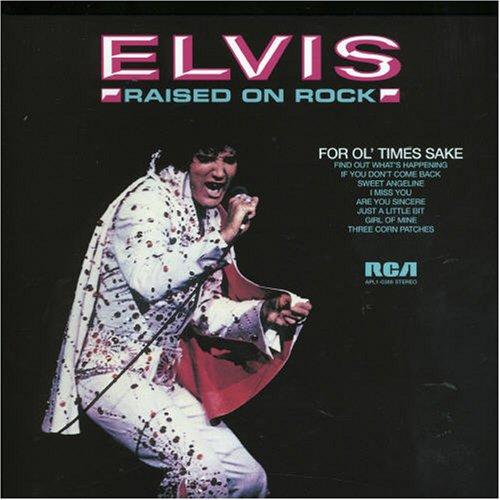 Raised On Rock - Elvis Presley