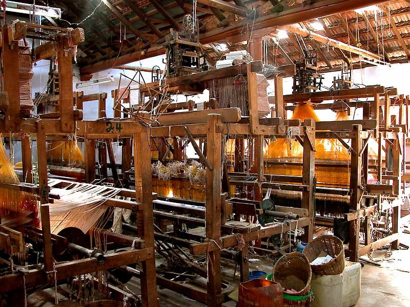 Weaving Factory