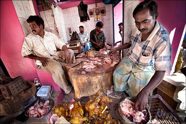 கசாப்புக்காரன் • Madurai