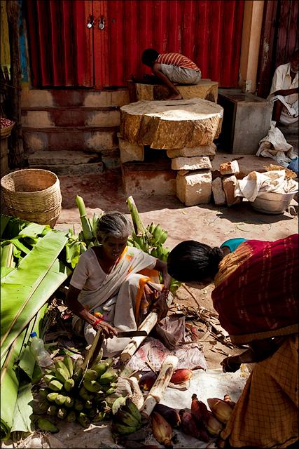 தெரு சந்தை • Madurai