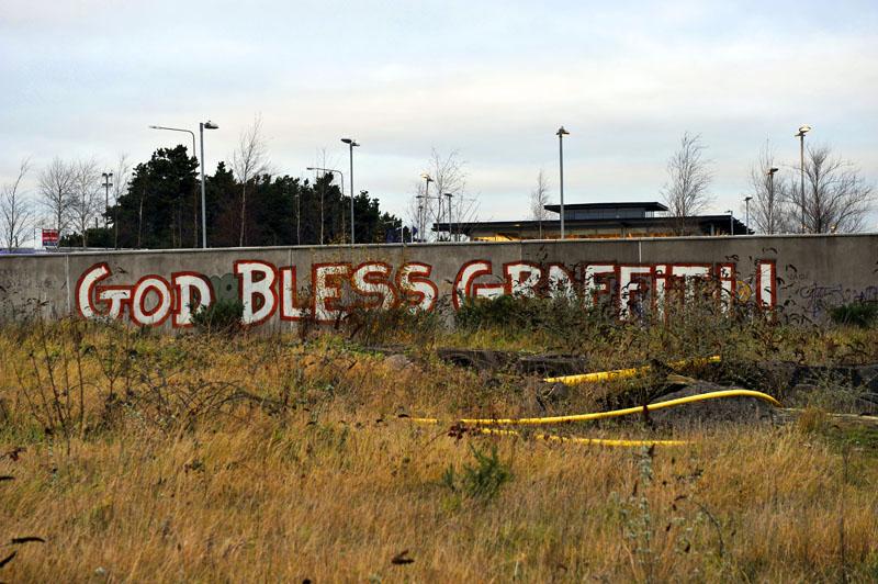 graffiti irish-style