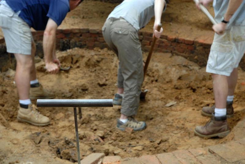Jamestown Dig