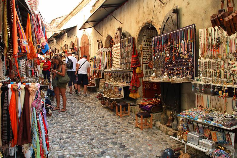 Coppersmiths Street, Mostar