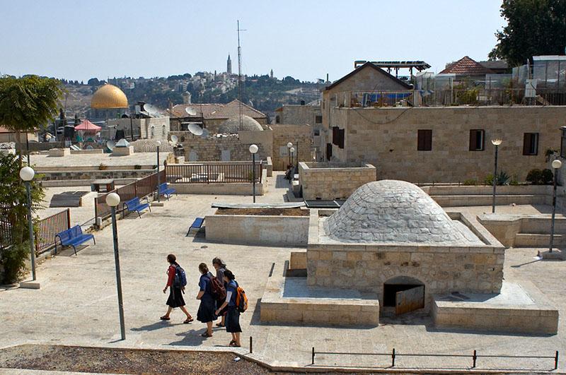Roofs of Yerushalayim